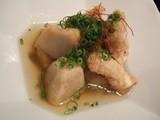海老芋とふく皮