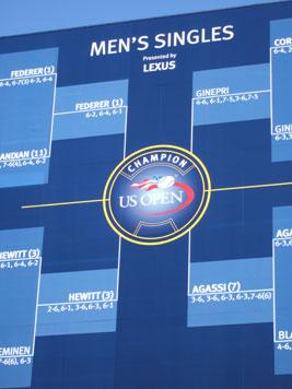 semi final draw