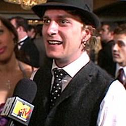 ロブ・トーマス@2004年グラミー賞前夜祭?