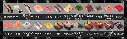娘・友達・小生3人が「あきんど」岸和田店で食べた回転寿司@キャツピ&めん吉の【ぼろくそパパの独り言】