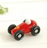 フェラーリの木製ミニカー