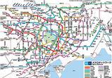 営団路線図