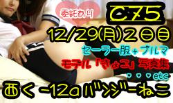 C75宣伝バナー