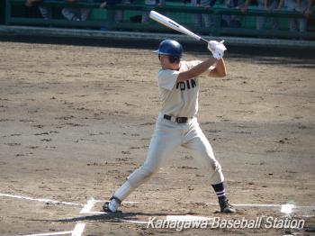 桐蔭学園vs慶應義塾_002