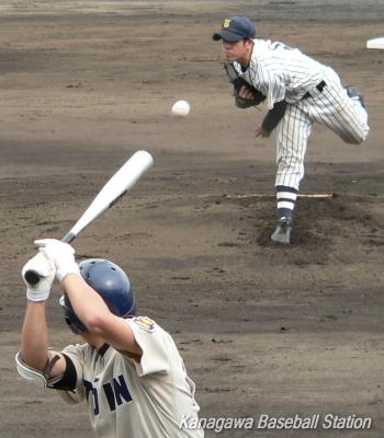 05秋 準決勝 桐蔭vs東海