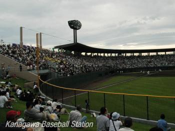 05秋 準決勝 横浜vs桐光