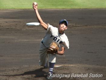 桐蔭学園vs慶應義塾_004
