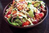 刺身サラダ。