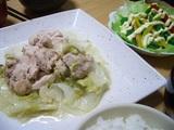 20050822夕飯