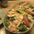 まるサラダ