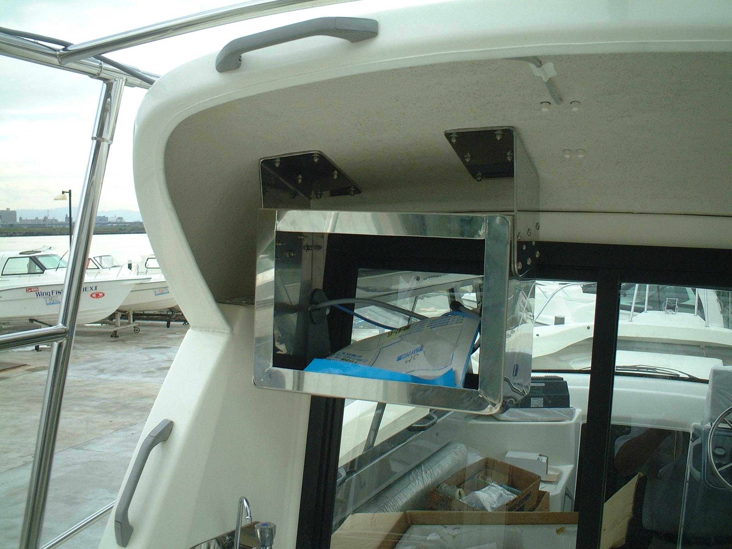 アフトデッキ魚探BOX