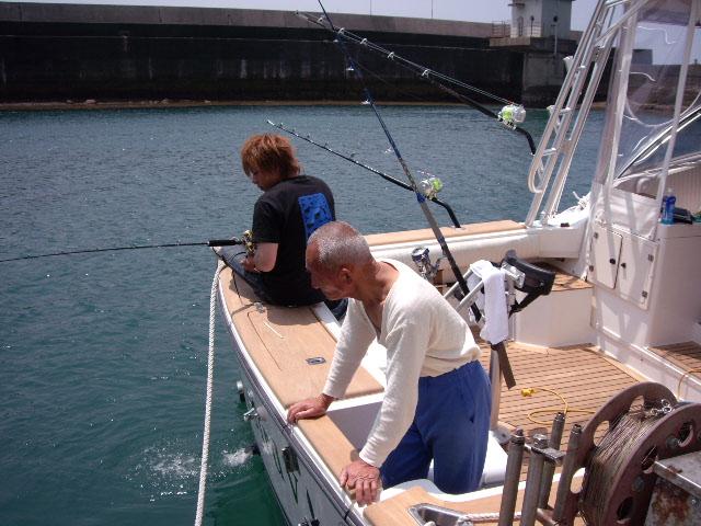 宮崎の漁師さん