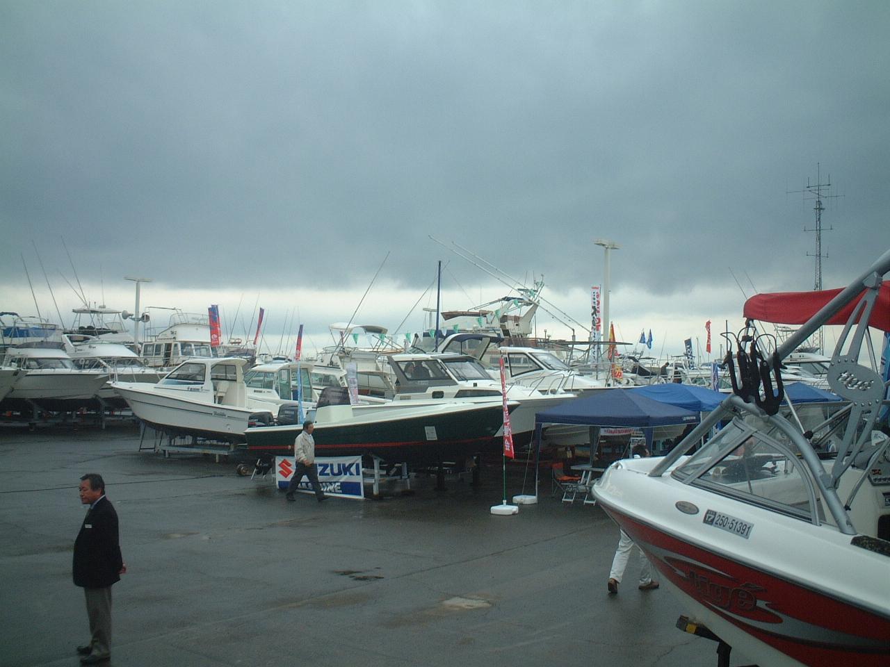 関西中古艇フェア2