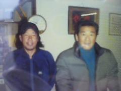 松方弘樹さんと一緒