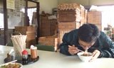 谷川製麺所店内