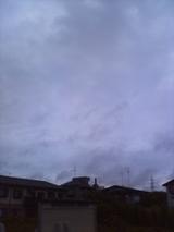 梅雨入り?