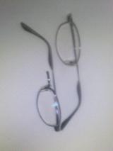 メガネご臨終