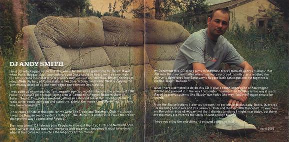 DJ ANDY SMITH on TROJAN DOCUMENT