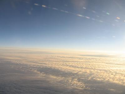 ニースの空