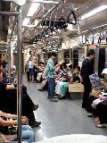 20050619-地下鉄の中