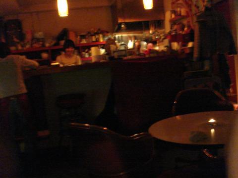 宇田川カフェ 店内2