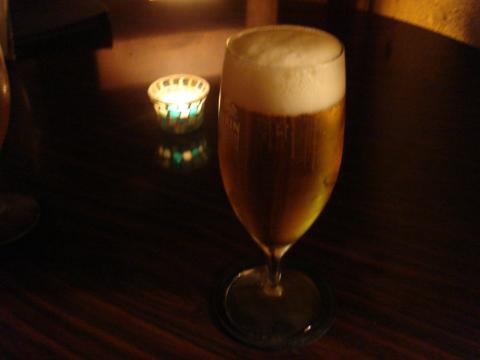宇田川カフェ ビール