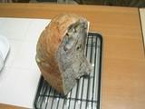 黒ゴマさつまいもパン