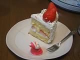 ケーキ1ピース