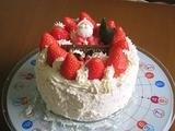 自家製?クリスマスケーキ