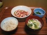 15日夕食