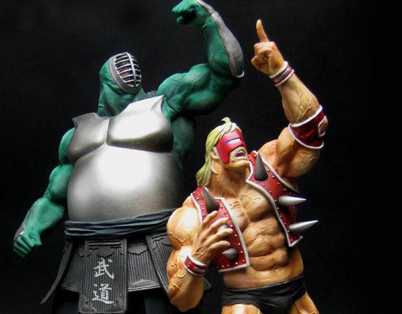 Muscleman / Kinnikuman (キン肉マン) - de 1983 à aujourd'hui 8ce03cbd