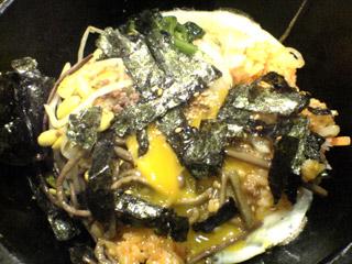 冷麺館石焼きビビンバ