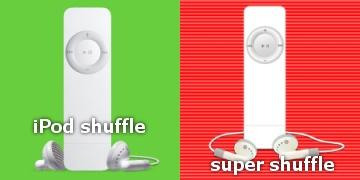 shuffle x shuffle