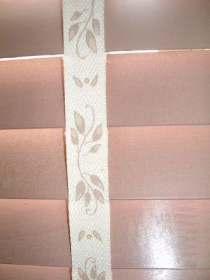 木製ブラインド1