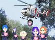 ドクターヘリ体験コース