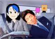 総理公用車ドライブコース