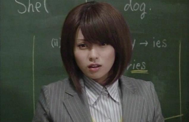 未来講師めぐるの主演深田恭子