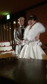 岡田ゆかり結婚式