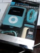 iPod用のアクセサリ