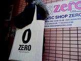 DISC SHOP ZERO ORIGINAL SHOPPING BAG