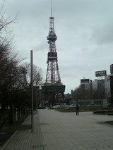 テレビ塔昼