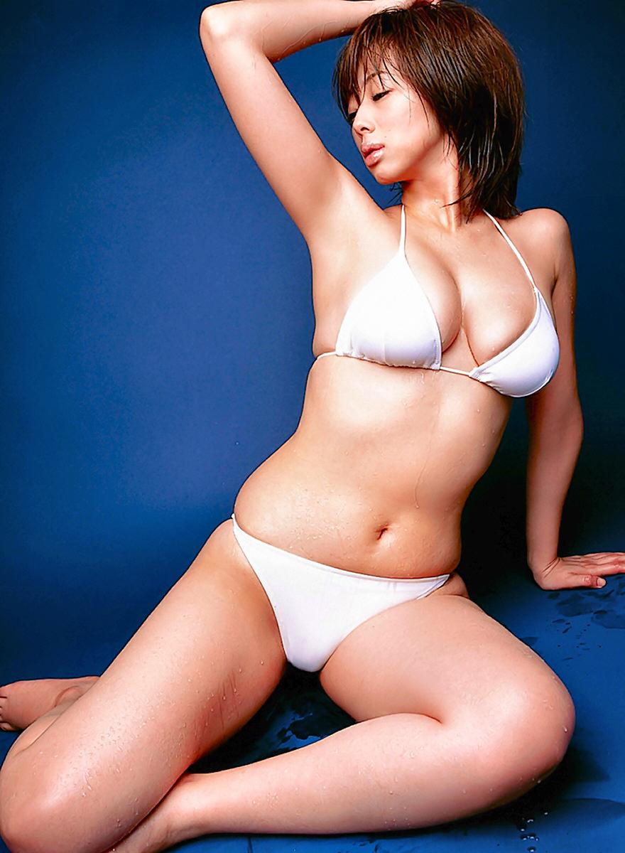 井上和香 セクシー どっちの水着でshowⅢ : どっちの ...