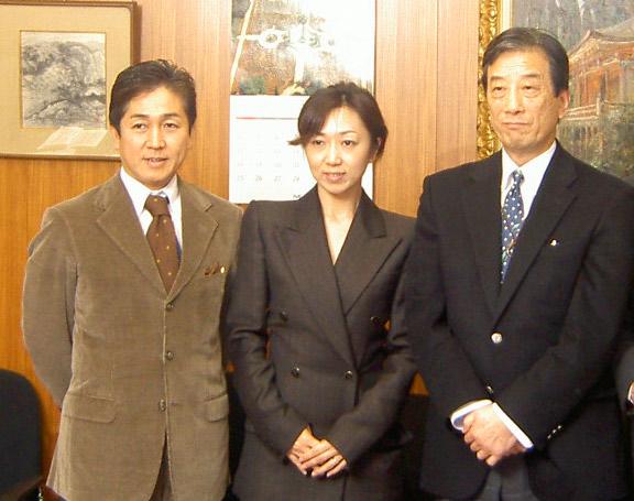 黒川清先生と対談 昨日は内閣府で、黒川清先生に日本の医療の現況や抗加齢医学の可能性などに...