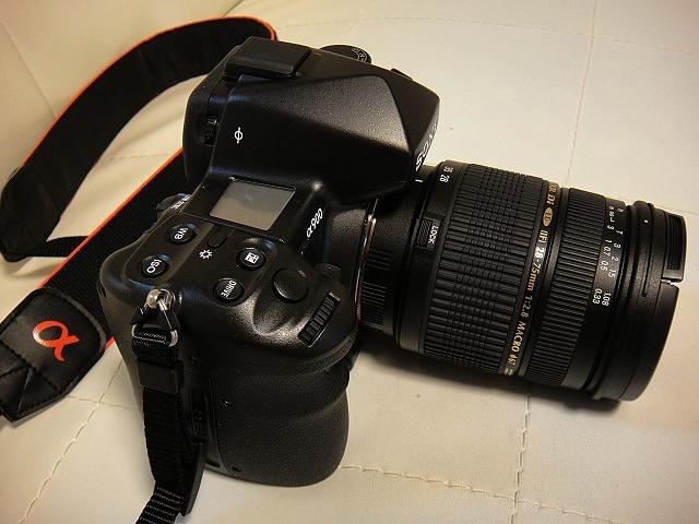 Sony α900