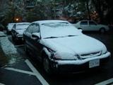 cars/snow