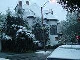 house/snow