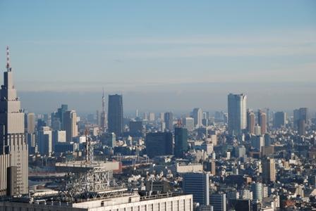 東京タワー 六本木ヒルズ