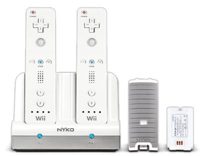 wii charge station