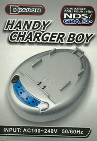 ds handy charger boy