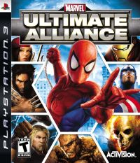 marvel untimate alliance